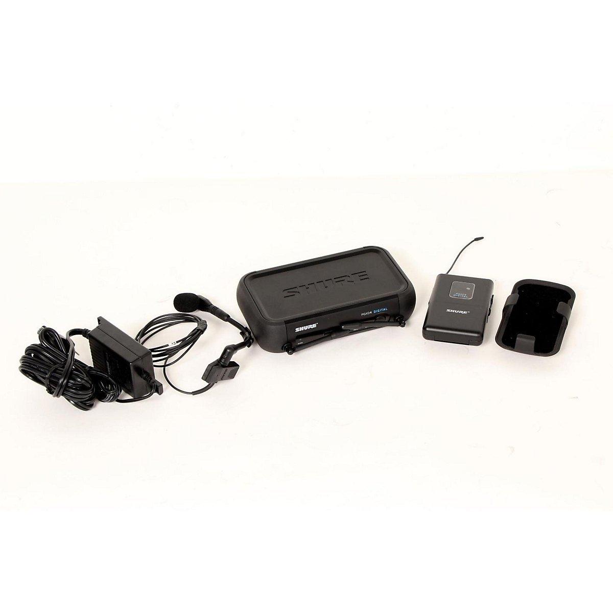 Shure PGXD14/BETA98HC Sistema Microfone Sem Fio Para Instrumentos