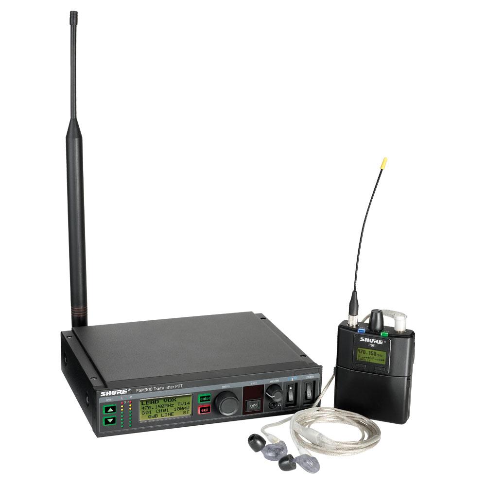 Shure PSM900 Sistema Monitoramento Sem Fio