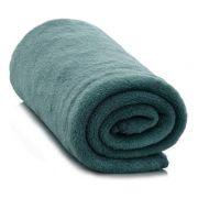 Cobertor Manta para Beb�/ Infantil Microfibra - Azul