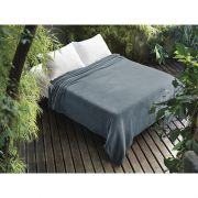 Cobertor Manta para Casal Microfibra - Azul