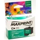 CARTUCHO MAXPRINT LEXMARK 10N0026/227 N° 26/27