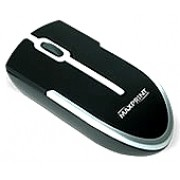 MINI MOUSE USB OTICO PRETO MAX 1PC - 60323-4