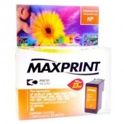 CARTUCHO MAXPRINT BLXK C8767WL - 96