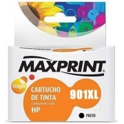 CARTUCHO COMP. HP CC654AL 901XL PRETO MAXPRINT