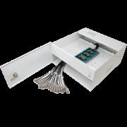 GABINETE ORG. MET MINI IRON 8V C/C HDCVI/TVI 2995 ONIX