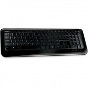 TECLADO WIRELESS PRETO MOBILE 850 PZ3-00005 MICROSOFT