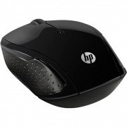 MOUSE 200 WIRELESS 2.4GHZ 1000DPI PRETO HP