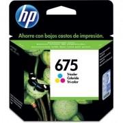 CARTUCHO HP Nº 675 COLOR (CN691AL)