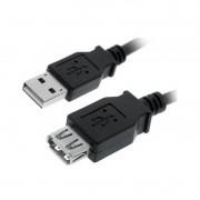 CABO EXT. USB AM/AF 1,80M 2.0 MD9