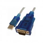 CABO USB AM/SERIAL DB9M 45CM MD9