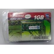MEMORIA NOTE TRANSCEND DDR2 1G/667