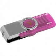 PEN DRIVE 8GB DATATRAVELER ROSA KINGSTON