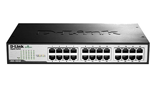 SWITCH 24P 10/100 DES-1024D D-LINK