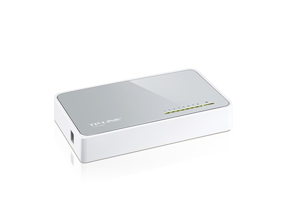 SWITCH 8P 10/100Mbps TL-SF1008D TP-LINK