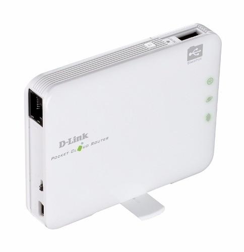 ROTEADOR 3G ADSL 150 Mbps PORTATIL DIR-506L D-LINK