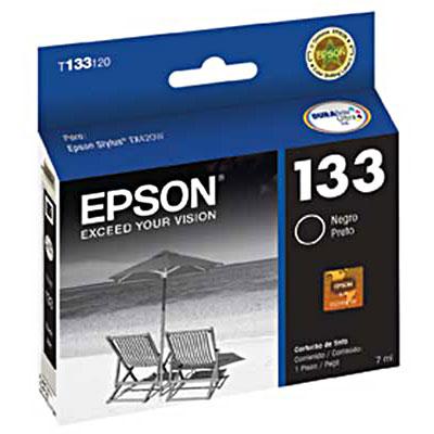 CARTUCHO EPSON PRETO T133120 (133)