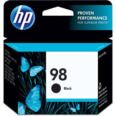 CARTUCHO HP PRETO Nº 98 (C9364WB)