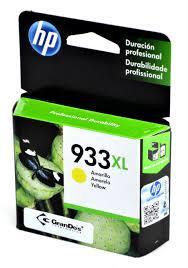 CARTUCHO HP 933XL AMARELO CN056AL