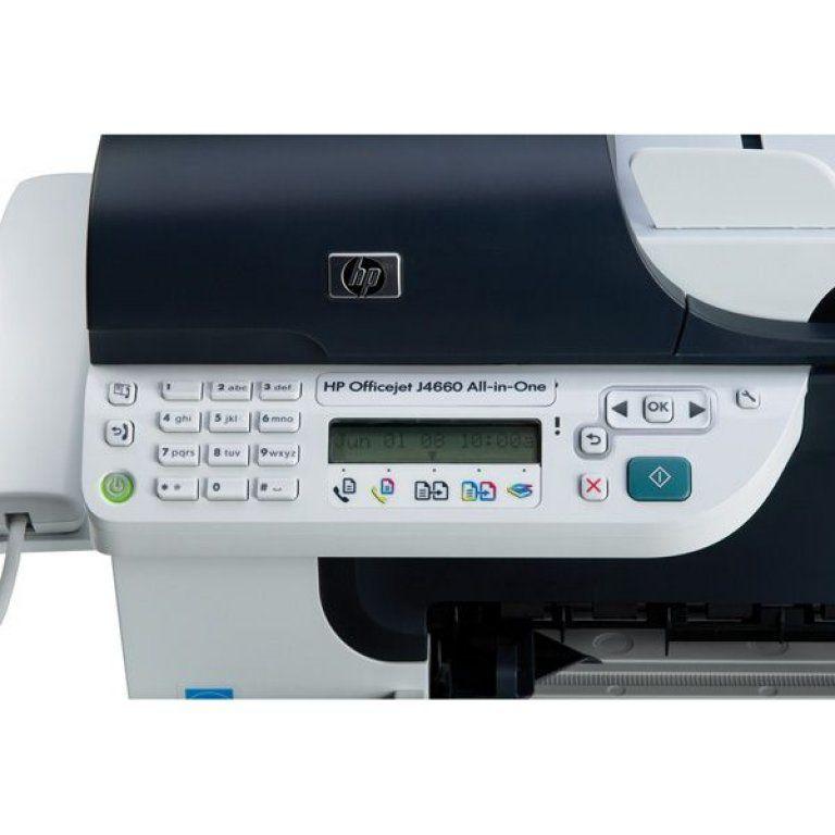 HP-OFFICEJET MULTIFUNCIONAL J4660 AV/ST2