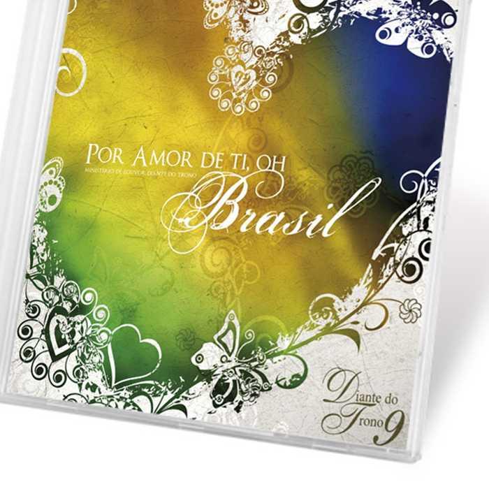 CD Diante do Trono - Por Amor de Ti, Oh Brasil - PROMESSAS PRECIOSAS