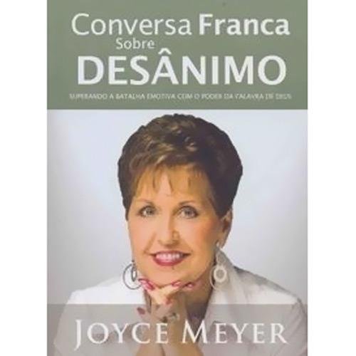 Conversa Franca Sobre Desânimo - Joyce Meyer - PROMESSAS PRECIOSAS