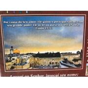 Quebra-Cabeça Terra Santa 500 Peças Ex 15:13 - PROMESSAS PRECIOSAS
