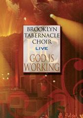 DVD  Brooklyn Tabernacle Choir - Live God is Working - PROMESSAS PRECIOSAS