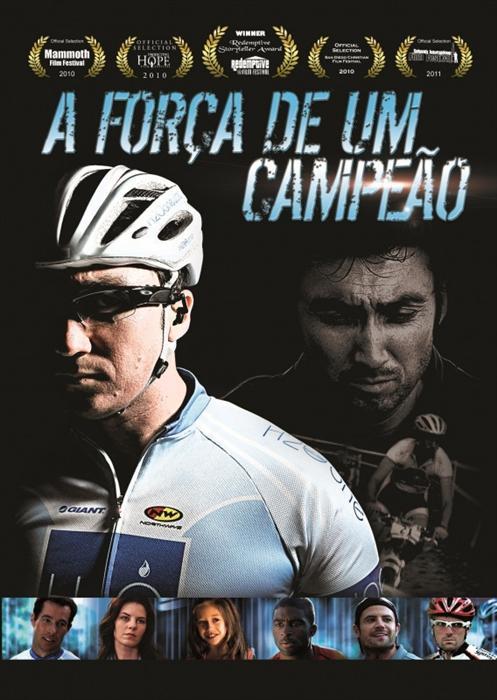 DVD  - A Força de Um Campeão - PROMESSAS PRECIOSAS