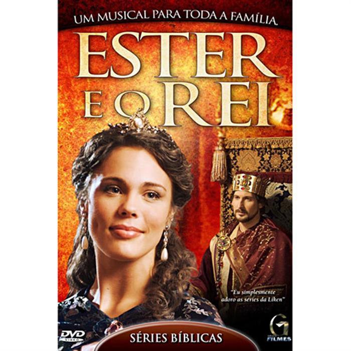 DVD Ester e o Rei - Musical para toda a Família - PROMESSAS PRECIOSAS