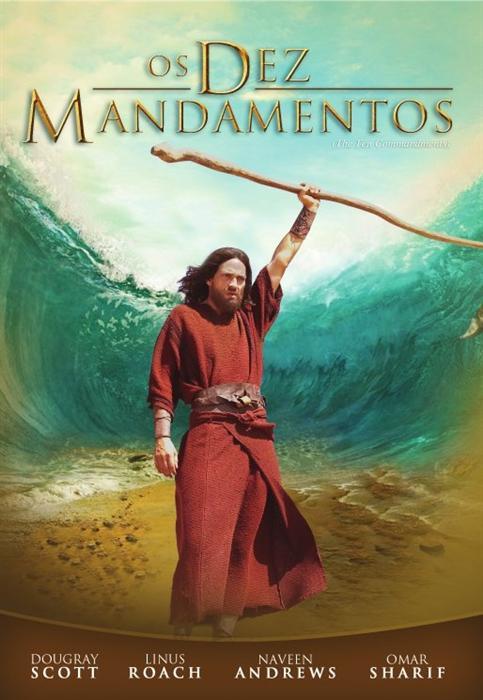 DVD - Os Dez Mandamentos - PROMESSAS PRECIOSAS