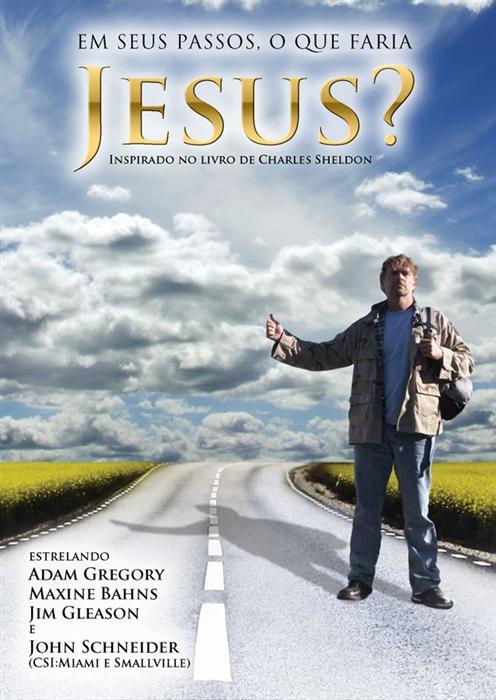 DVD - Em Seus Passos, O Que Faria Jesus? - PROMESSAS PRECIOSAS