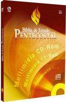Bíblia de Estudo Pentecostal CD - ROM - PROMESSAS PRECIOSAS