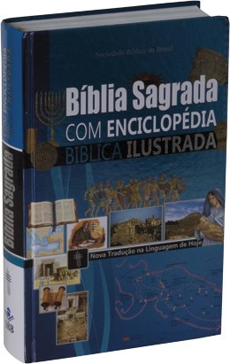Bíblia com Enciclopédia Capa Dura Ilustrada - PROMESSAS PRECIOSAS