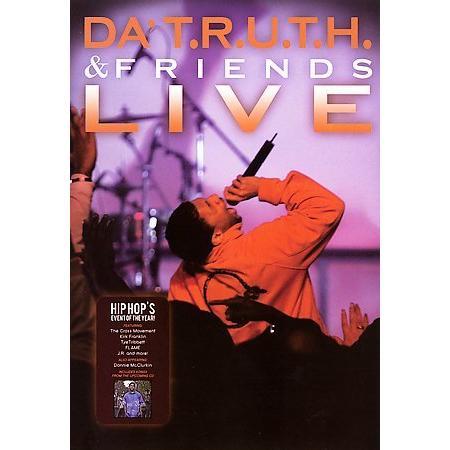 DVD Da´ T.R.U.T.H. & Friends Live - PROMESSAS PRECIOSAS
