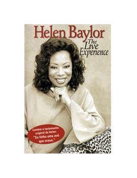 DVD Helen Baylor - The Live Experience - PROMESSAS PRECIOSAS