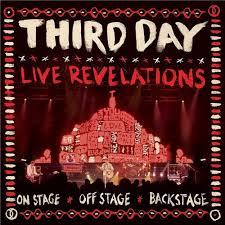 CD/DVD Third Day - Live Revelations - PROMESSAS PRECIOSAS