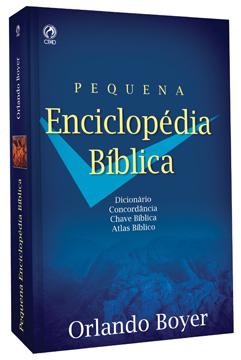 Pequena Enciclopédia Bíblica (Brochura) - Orlando Boyer - PROMESSAS PRECIOSAS