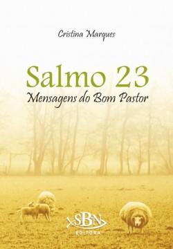 Salmo 23 Mensagens do Bom Pastor (Edição Bolso) - Cristina Marques - PROMESSAS PRECIOSAS