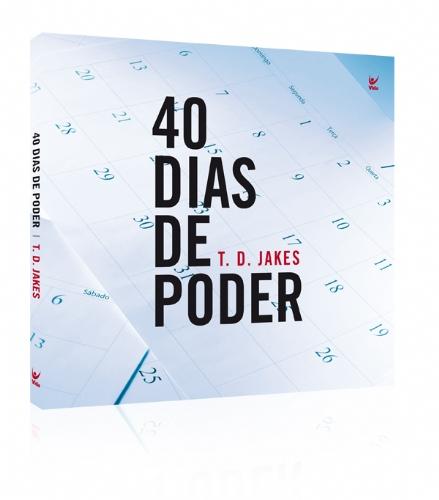 40 Dias de Poder - T. D. Jakes - PROMESSAS PRECIOSAS