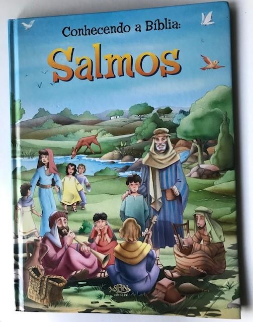 Conhecendo a Bíblia - Salmos - PROMESSAS PRECIOSAS