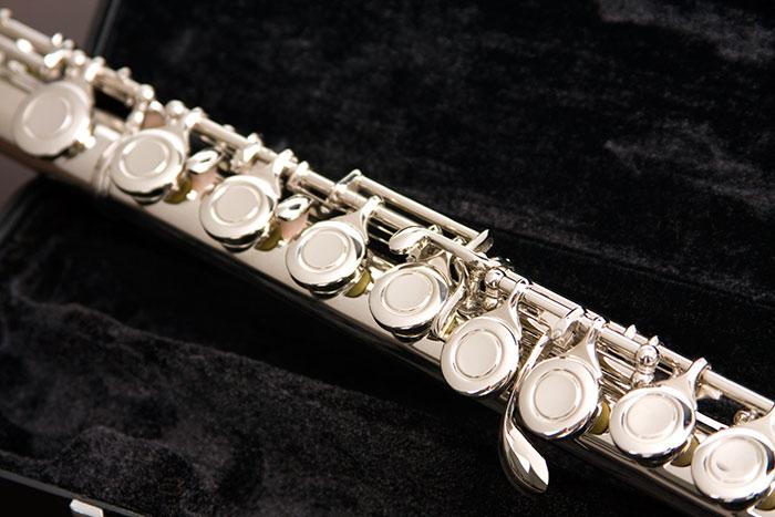 Flauta Transversal Eagle Niquelada - Musical Perin