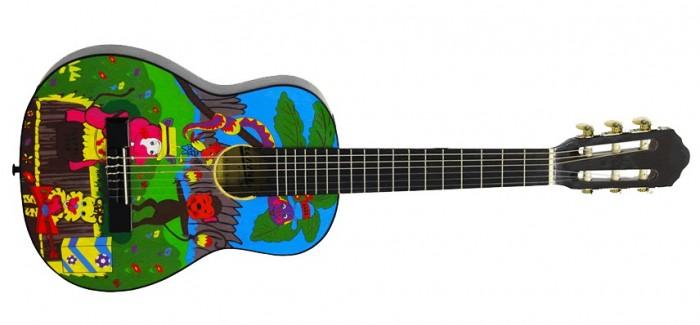 Violão Phoenix Infantil PX31S Safari - Musical Perin