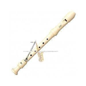 Flauta Doce Yamaha Soprano YRS 24B - Musical Perin
