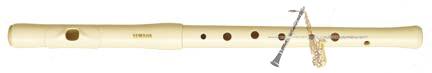 Flauta Doce Yamaha Pífaro (Fife) YRF 21 - Musical Perin