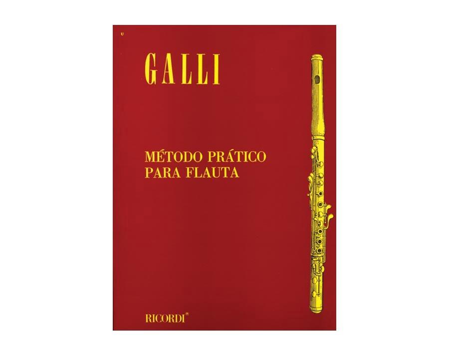 Método Galli Flauta - Musical Perin