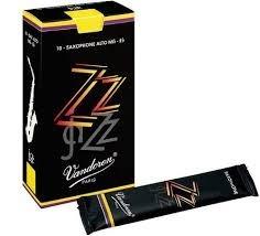 Palheta Vandoren Jazz Sax Alto - Musical Perin