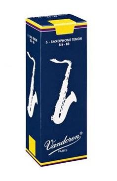 Palheta Vandoren Tradicional Sax Tenor (Unitário) - Musical Perin
