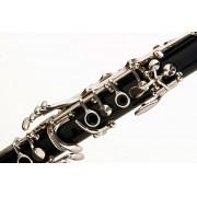 Clarinete Eagle Sib 17 Ch. CL 04N - Musical Perin