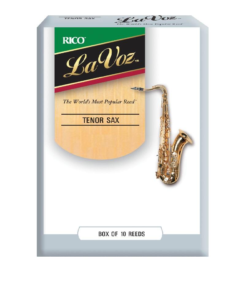 Palheta La Voz Sax Tenor (Unitário) - Musical Perin