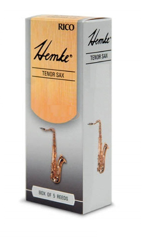 Palheta F. Hemke Sax Tenor (Unitário) - Musical Perin